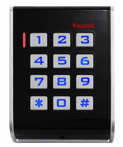 Plastic Case Standalone Access Control Keypad K31em pictures & photos