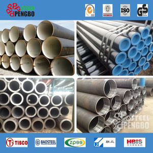 Cold Finished AISI 4130 Seamless Steel Pipe pictures & photos