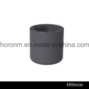 PVC-U Sch80 Water Pipe Fitting (FAMALE CAP) pictures & photos