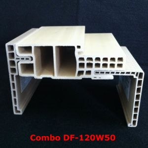 Combo WPC Door Frame Df-120W50+WPC Architrave at-80h60 pictures & photos