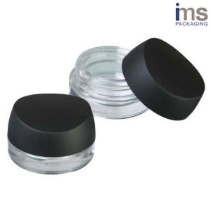 10ml Round Plastic Cosmetic Pot pictures & photos