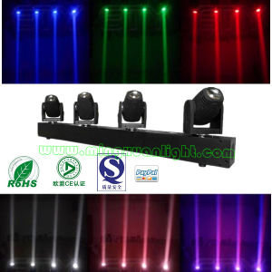 Moving Light Four Heads LED Beam DJ Light pictures & photos
