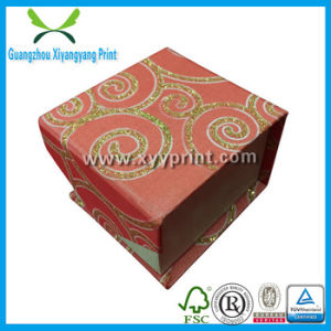 Custom Lxury Jewelry Paper Ring Box for Jewelry Wholesale pictures & photos