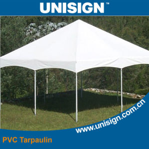 Anti-UV, Waterproof PVC Tarpaulin for Tent pictures & photos
