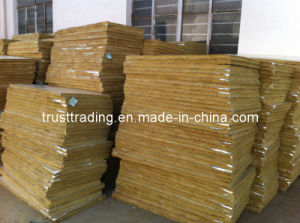 High-Temperature Resistant Rock Wool Board / Pipe / Blanket pictures & photos