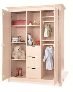Melamine Wardrobe with ISO and E1 Standard