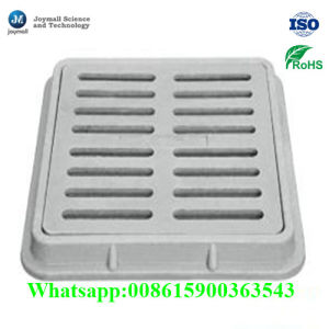 Custom Heavy Duty Ductile Casting Iron Square Manhole Cover