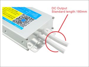 200W Smallest Size IP67 Waterproof Switching Power Supply with Ce Bis, TUV pictures & photos