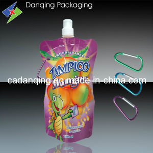 New Design Multi-Color High Quality Juice Pouch with Spout (DQ01256) pictures & photos