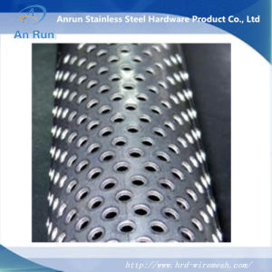 Stainless Steel Perforated Metal Tube with ISO pictures & photos