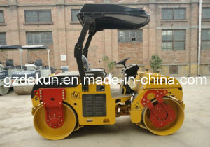 New Road Roller Price Double Drum 3 Tons Jcc303