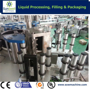 Roll-Fed Hot Glue OPP Labeling Machine pictures & photos