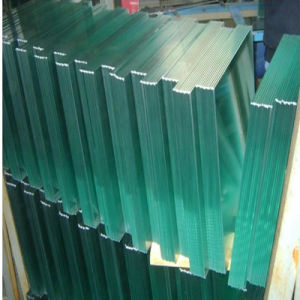 Decorative Armoured/Toughened/Tempered/Float Glass for Fence Glass pictures & photos