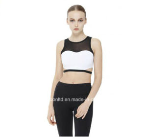 Custom Women Sexy Sports Yoga Bra OEM Brand with Fitness Wear Gym Wear pictures & photos