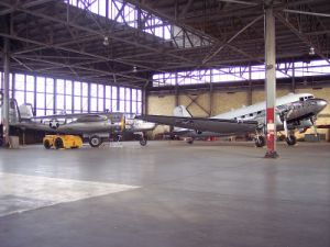 Low Cost Steel Structure Airplane Hangar pictures & photos