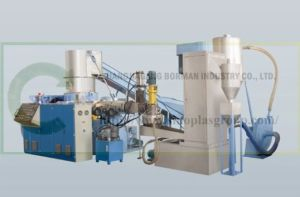 Compact PP/PE Pelletizing Line pictures & photos