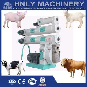 Automatic Animal Feed Pellet Machine pictures & photos