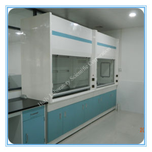 Steel Chemical FRP Lab Fume Hood for Hospital (HL-TFG027) pictures & photos