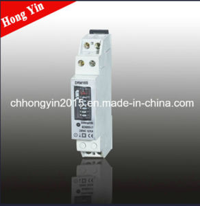 DRM18SA 2 Modular AC Single Phase Kwh Energy DIN-Rail Meter pictures & photos