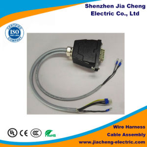 Heavy Truck Cable Plug Wire Harness Assembly pictures & photos