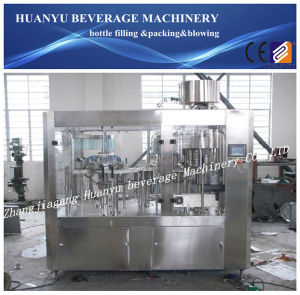 Full Automatic Fruit Juice Filling Machine pictures & photos