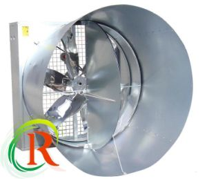 Double Door Fan of Butterfly Cone Fan for Greenhosue pictures & photos