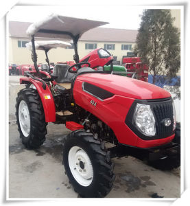 Hot Sale Hx 404 40HP 4WD Garden Tractor in Europe pictures & photos