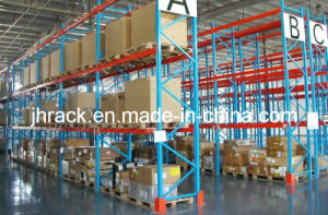 Selectable Heavy Duty Pallet Rack for Warehouse Storage (PR)