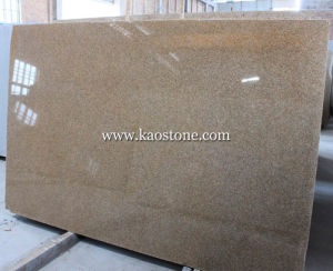 Yellow Granite G682 Slab for Tile & Countertop/ Vanity Top pictures & photos