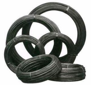 China Soft Black Annealed Wire/Black Binding Wire/Black Iron Wire/Black Annealed Wire (XM-25) pictures & photos