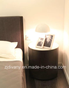 Modern Style Marble Wood Night Stand (SM-B21) pictures & photos