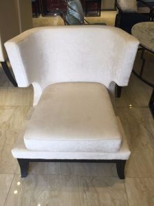 Chair/Foshan Hotel Furniture/Restaurant Chair/Foshan Hotel Chair/Solid Wood Frame Chair/Dining Chair (NCHC-01106) pictures & photos
