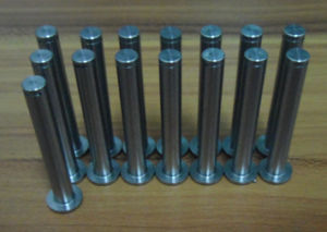 Precision Carbon Steel CNC Turning Nickle Plating Parts pictures & photos