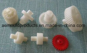 Plastic Mould for Customized Components Auto Gear Wheel pictures & photos