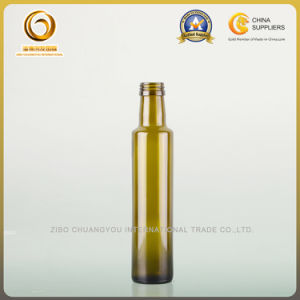 Super Cooking Olive Oil 250ml Dorica Glass Bottle (375) pictures & photos