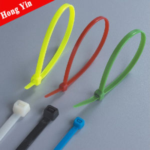 Good Quality SGS Self-Locking Nylon Cable Ties pictures & photos