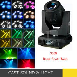 Sharpy 330 300 15r Moving Head Adjustable Beam Spot Light pictures & photos