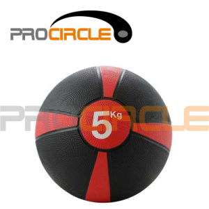 Crossfit Two Colors Rubber Medicine Weight Wall Balls (PC-MB1670-1077) pictures & photos
