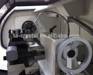 CNC Turning Machine Metal Lathe Price (CK6150A) pictures & photos