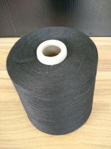 21s Polyester Black Yarn for Making Socks