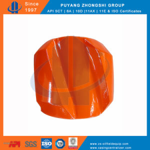 API 10d Cast Steel Solid Rigid Casing Centralizer pictures & photos