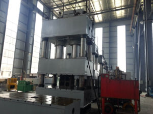 Y32-1000t High Quality Four Column Hydraulic Press pictures & photos