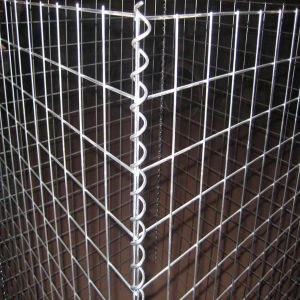 Hot Dipped Galvanized Welded Gabions pictures & photos