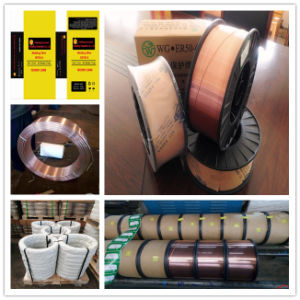 Hot Sale Alloy Copper Coated Er70s-6 Welding Wire pictures & photos