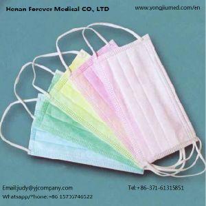 Health Care Particulate Respirator Non Woven Medical Surgical Face Mask pictures & photos