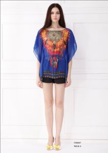 European Colorful Popular Blouse (F200047)