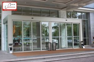 Automatic Sliding Door, Aluminum Frame or Stainless Frame pictures & photos