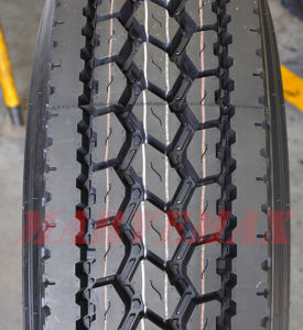 11r22.5 295/75r22.5 Closed Shoulder Deep Tread Drive Tire pictures & photos