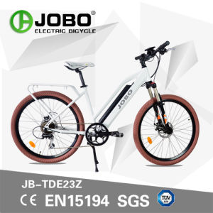 En15194 E-Bicycle Moped with Pedals Electric City Bicycle with 36V 250W Motor (JB-TDE23Z) pictures & photos