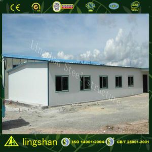 Prefabricated Steel Frame House (LS-MC-002) pictures & photos